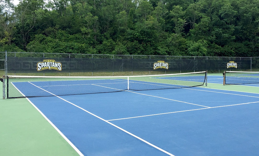 Tennis Team Banners Mental Health Banners