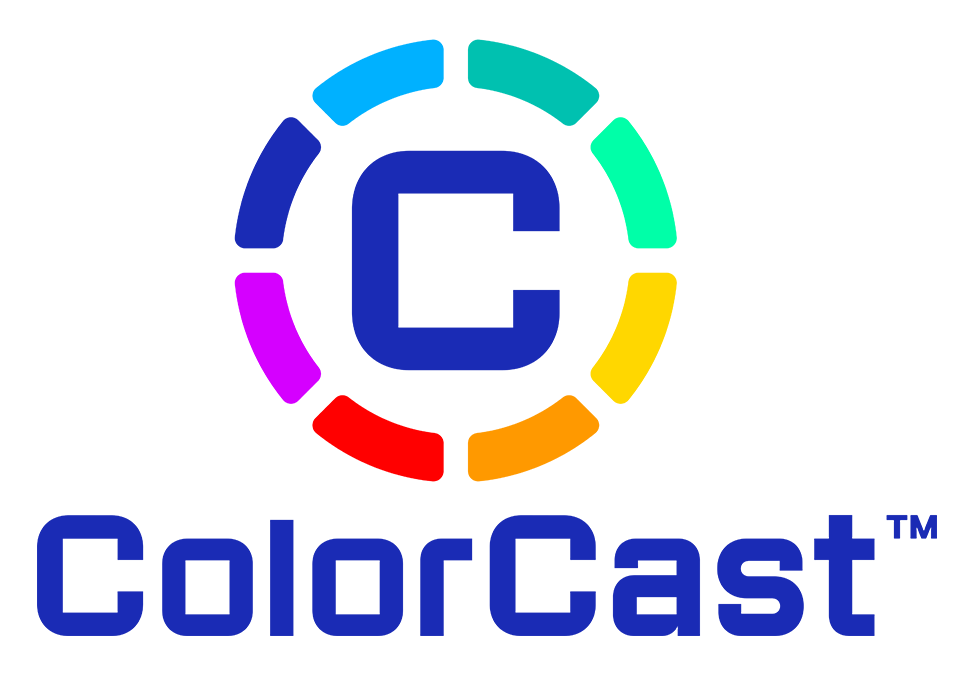 OES ColorCast Logo